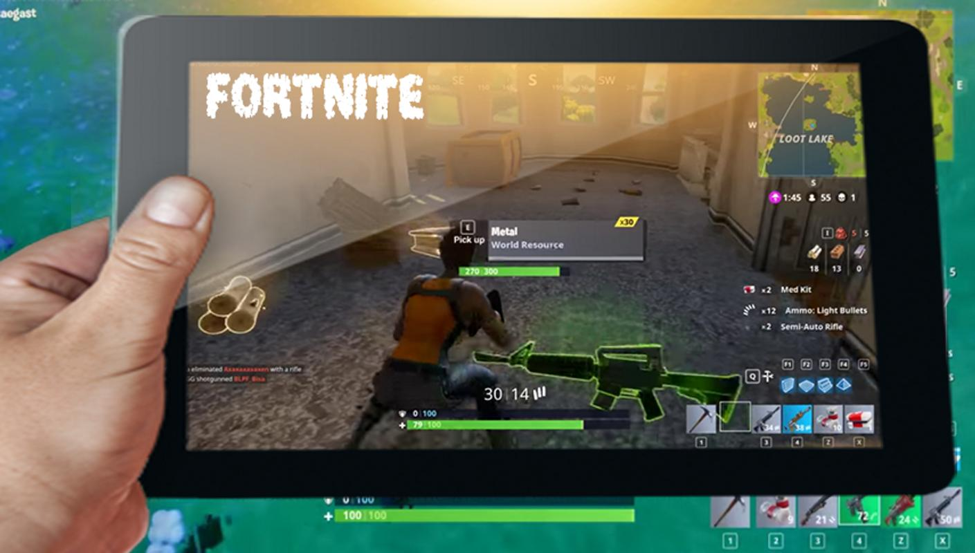 fortnite apk download android 7.0