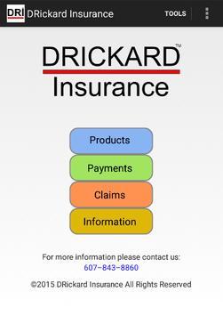 DRickard Insurance Agency apk screenshot