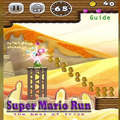 Trick Super Mario Run New icon