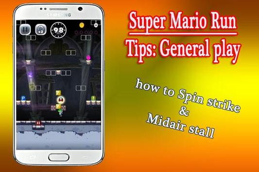 Trick Super Mario Run New screenshot 2