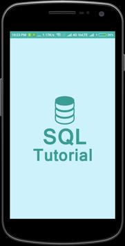 SQL Tutorial poster