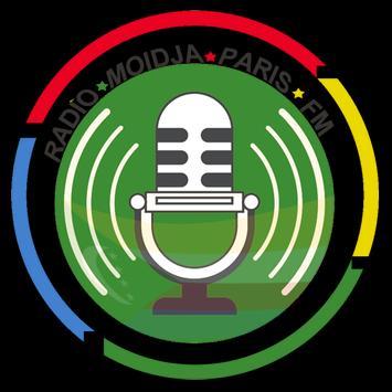 Radio Moidja Paris FM poster