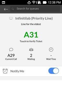 QSmart - The Future of Queuing apk screenshot