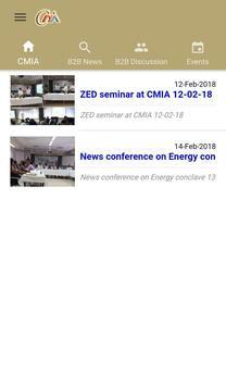 CMIA screenshot 1