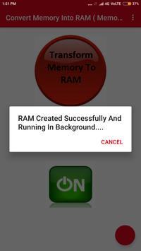 Augmenter la mémoire en RAM