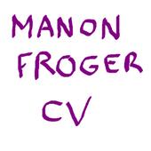 Manon Froger CV icon