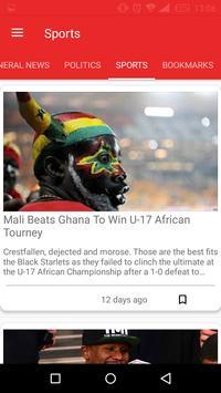 Ghana News Aid apk screenshot
