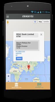 Bank & ATM Finder (Bangladesh) screenshot 5