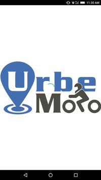 Urbe Moto Colombia (ALFA) poster