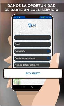 Urbe Moto [Cliente] -BETA- poster