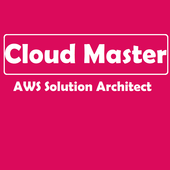 Cloud Master AWS Solution Architect Associate Free icon