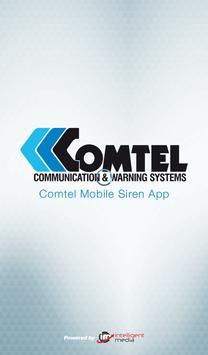 Comtel Bluetooth Siren poster