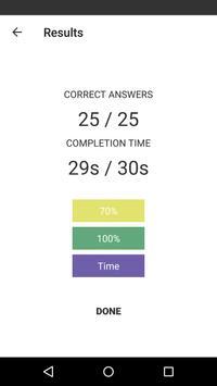 consistence (mental math) screenshot 1