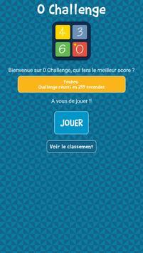 0 Challenge screenshot 1