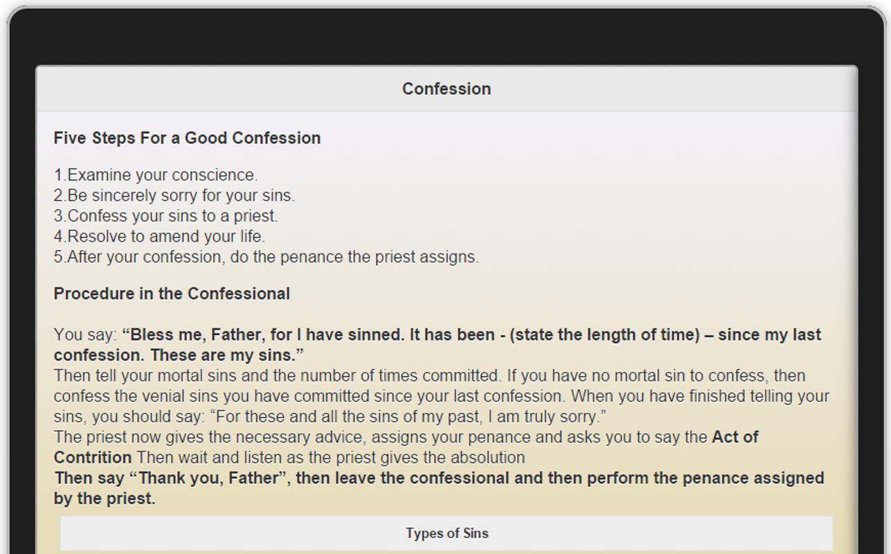 catholic confession procedure - 870×541