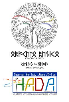 Runas by H.A.D.A. poster