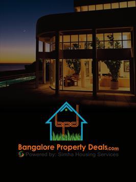 Bangalore Property Deals poster