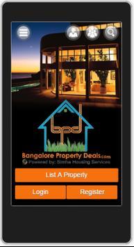 Bangalore Property Deals screenshot 1