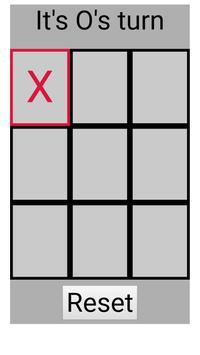 Free Tic Tac Toe screenshot 1