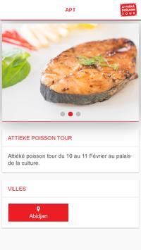 Attéké Poisson Tour screenshot 1