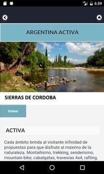 argentina mapa turistico screenshot 2