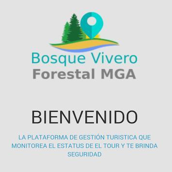 Bosque Vivero Tour Control apk screenshot