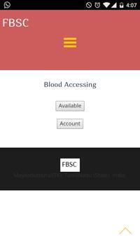 Blood Management screenshot 1
