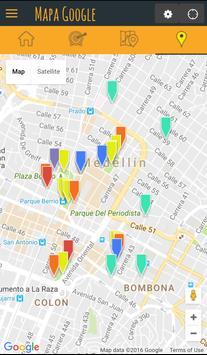 Centro de Medellín apk screenshot