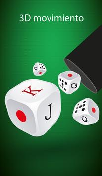 Dice game - Yatzy - Generala screenshot 1