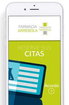 Farmacia Arrebola poster