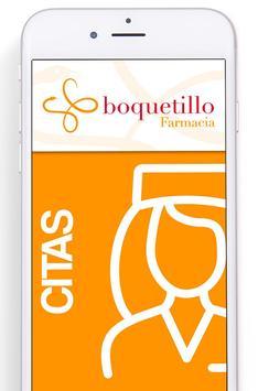 Farmacia Boquetillo poster