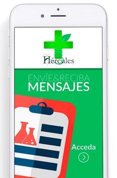 Farmacia jardines Hérculesold apk screenshot