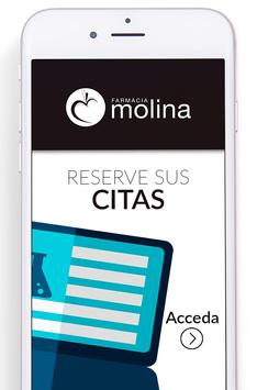 Farmacia Molina poster