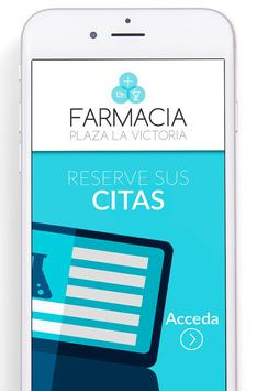Farmacia Plaza de la Victoria poster