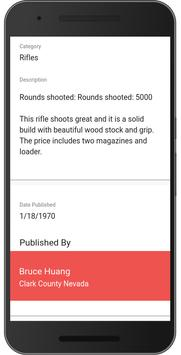 GunsTrader - Local Gun Classifieds and Gun Deals screenshot 4