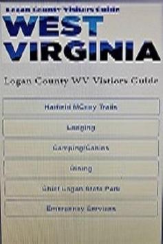 Logan County WV Visitors Guide apk screenshot
