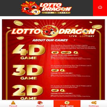 Lotto Dragon poster