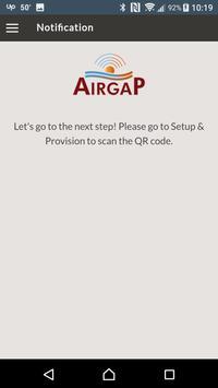 AirGap screenshot 2