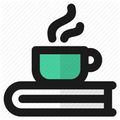 Bir Kahve Bir Kitap icon