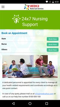 Medica Home Care apk screenshot