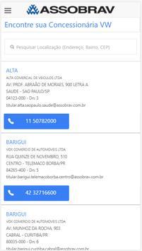 ASSOBRAV - APLICATIVO DOS CONCESSIONÁRIOS screenshot 4