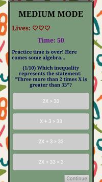 Mental Math screenshot 1