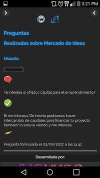 Mercado de Ideas screenshot 10