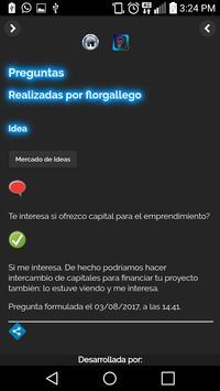 Mercado de Ideas screenshot 11