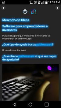 Mercado de Ideas screenshot 17