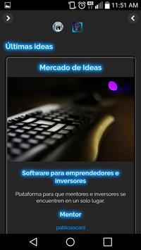 Mercado de Ideas screenshot 1