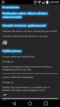 Mercado de Ideas screenshot 7