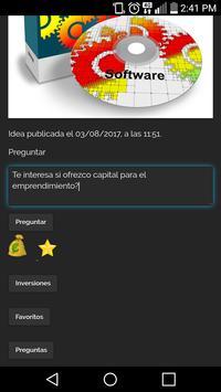 Mercado de Ideas screenshot 8