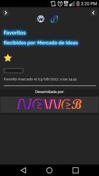 Mercado de Ideas screenshot 9