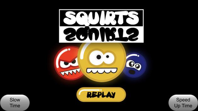 Squirts: Catch 'em all apk screenshot